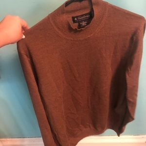 Brooks Brothers Italian Merino Sweater